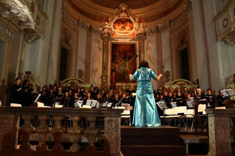 Silvia Biasini e Orchestra Corelli